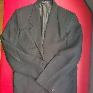 Black 2 Piece Business suit